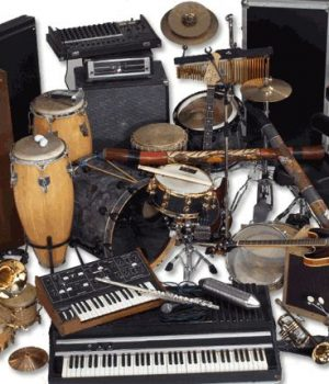 Parts, Accessories, Misc Instruments, & Other Stuff